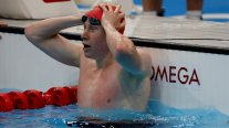 El británico Tom Dean ganó la medalla de oro en los 200 metros libres de natación en Tokio 2020