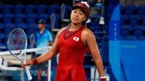 ¡Gran sorpresa! Naomi Osaka fue eliminada por la checa Marketa Vondrousova en Tokio 2020