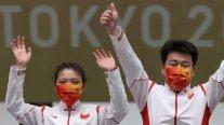 China ganó medalla de oro en los 10 metros pistola de Tiro tras vencer en la final a Rusia