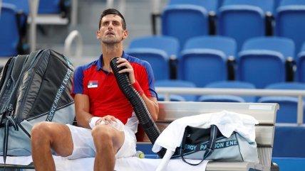 """""""Saque y Red"""": El calor complica el desarrollo del tenis en los Juegos Olímpicos"""
