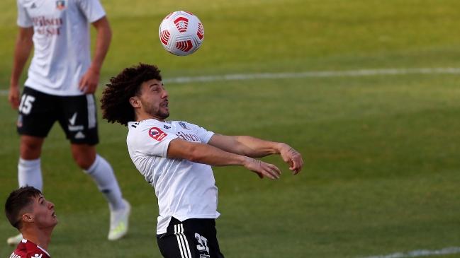 Maxi Falcón e interés de Nacional: No estoy teniendo la continuidad que tuve cuando llegué a Chile