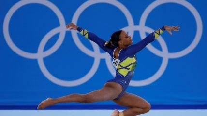Brasileña Rebeca Andrade hizo historia y ganó medalla de plata en el All-Around femenino