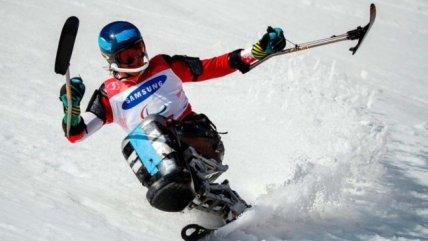 Nicolás Bisquertt y los JJOO de Invierno de 2022: Tengo metas altas
