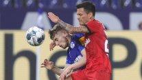 Aránguiz cedió la capitanía de Leverkusen: Puedo ayudar mejor al equipo si me enfoco en la cancha