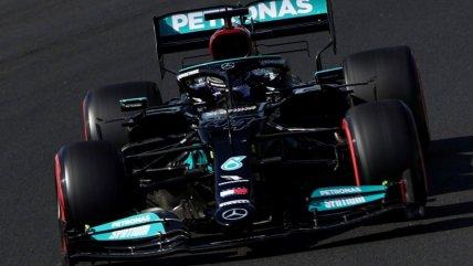 Los Mercedes de Hamilton y Bottas saldrán desde la primera fila en el GP de Hungría