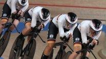Alemania conquistó el oro en la persecución por equipos femenino con nuevo récord mundial