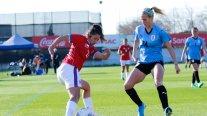 La Roja Femenina busca otro triunfo ante Uruguay en un nuevo amistoso