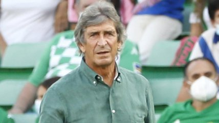 El cumpleañero Manuel Pellegrini festejó en Europa League tras triunfo de Real Betis sobre Celtic