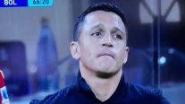 ¡Gran retorno! La asistencia de Alexis Sánchez en goleada de Inter sobre Bologna de Medel