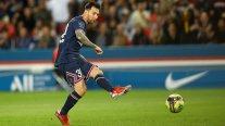 Se explica el cambio ante Lyon: Messi no entrenó este lunes en PSG por un golpe en su rodilla