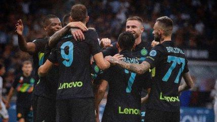 ¿Juega Alexis? La formación de Inter para buscar un nuevo triunfo y superar a Fiorentina