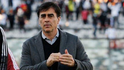 ¿En qué van las negociaciones de Colo Colo para renovar con Gustavo Quinteros?