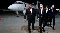 El presidente de la FIFA Gianni Infantino visita nuestro país