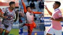 Vargas, Muñoz y Núñez: Elige al Jugador de la Fecha 26 del Campeonato en AlAireLibre.cl