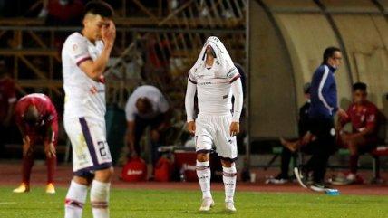 Deportes Melipilla sigue comprometido con el descenso directo al igualar con La Serena