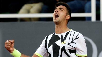 Se sumó Tomás Barrios: Los tenistas chilenos que han entrado al Top 150 en el ranking ATP