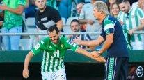 Pellegrini y Bravo se llenaron de elogios ante la notable campaña de Betis